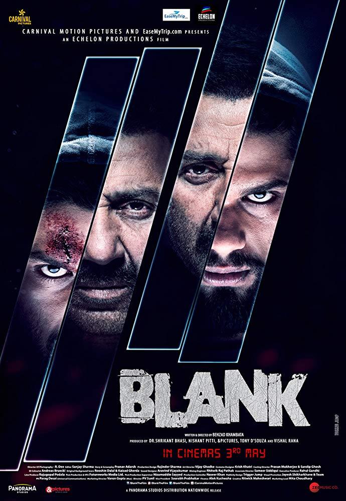 Blank 2019 Hindi Proper 720p HD-TSrip x264 [Update Quality]-700MB