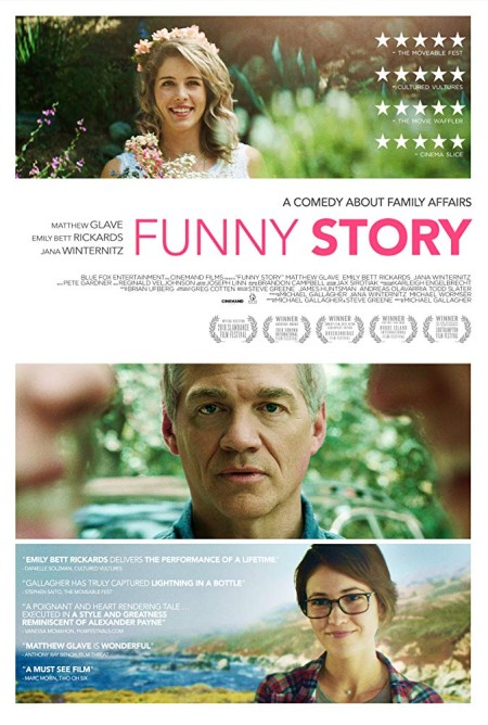 Funny Story 2018 720p WEBRip 800MB x264-GalaxyRG