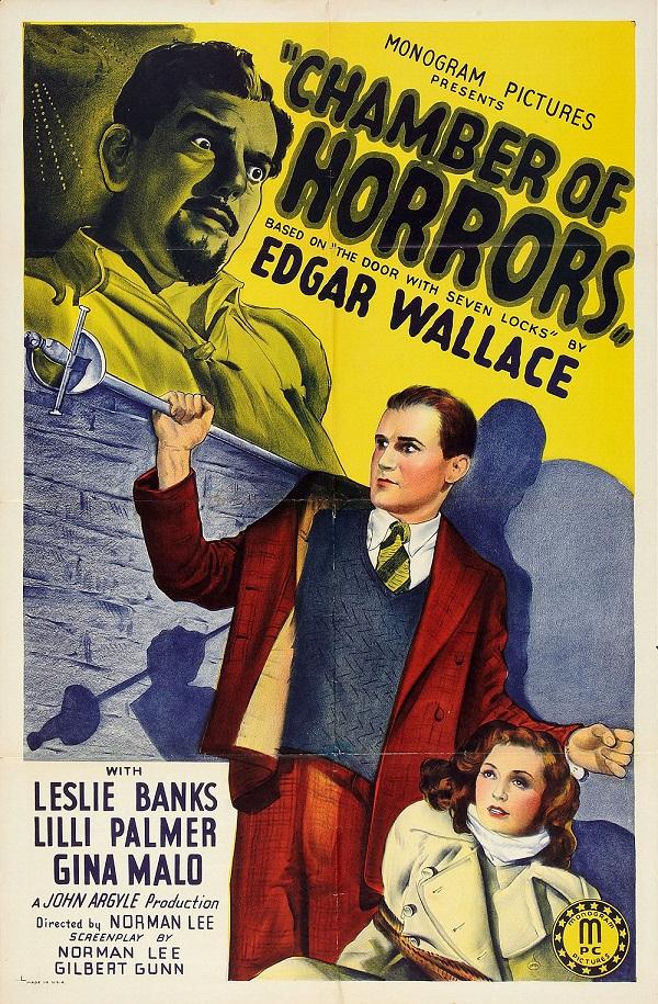 Chamber of Horrors 1940 [BluRay] [720p] YIFY