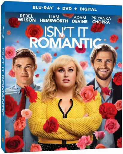 Isnt It Romantic (2019) 720p BluRay 800MB x264-GalaxyRG