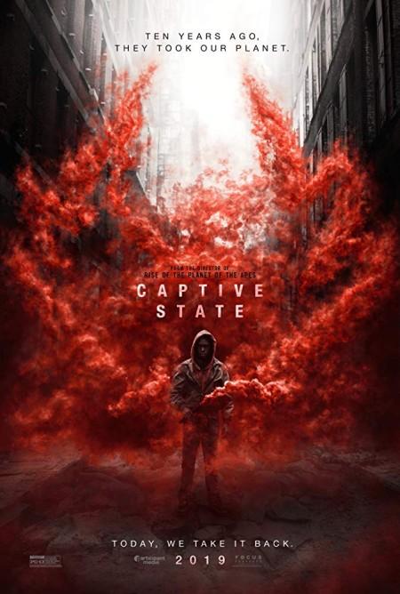 Captive State 2019 BRRip XviD AC3-EVO