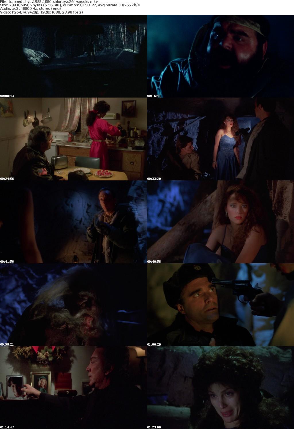 Trapped Alive 1988 1080p BluRay x264-SPOOKS
