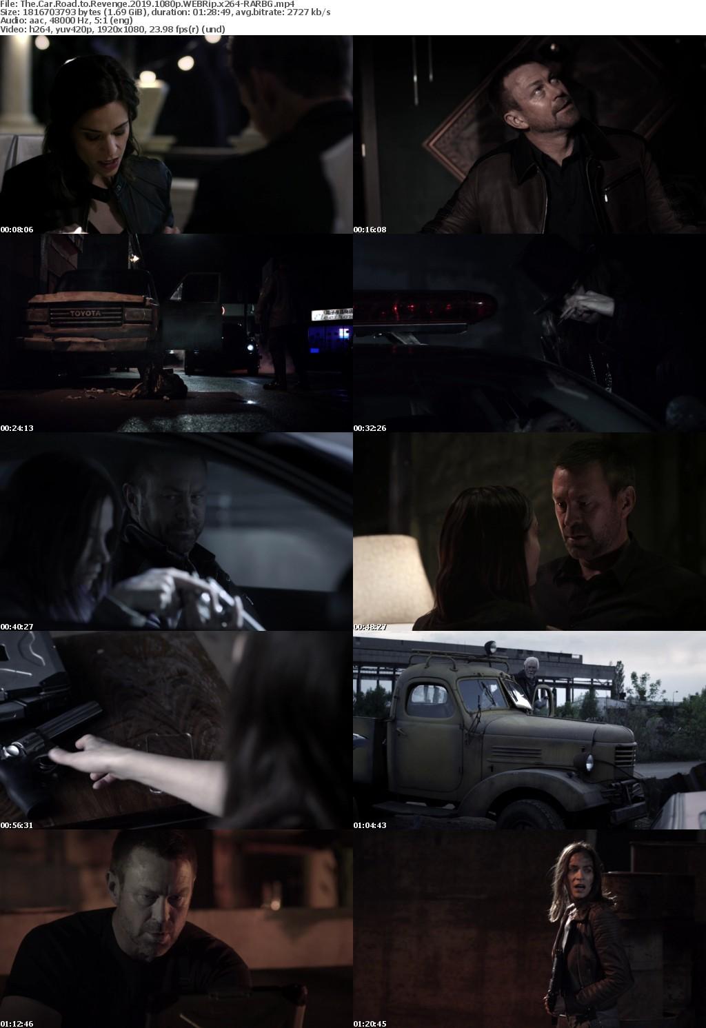 The Car Road to Revenge 2019 1080p WEBRip x264-RARBG