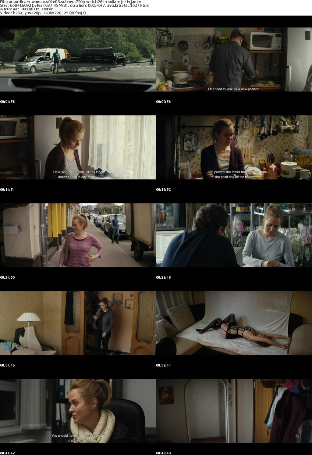 An Ordinary Woman S01E08 SUBBED 720p WEB h264-NODLABS
