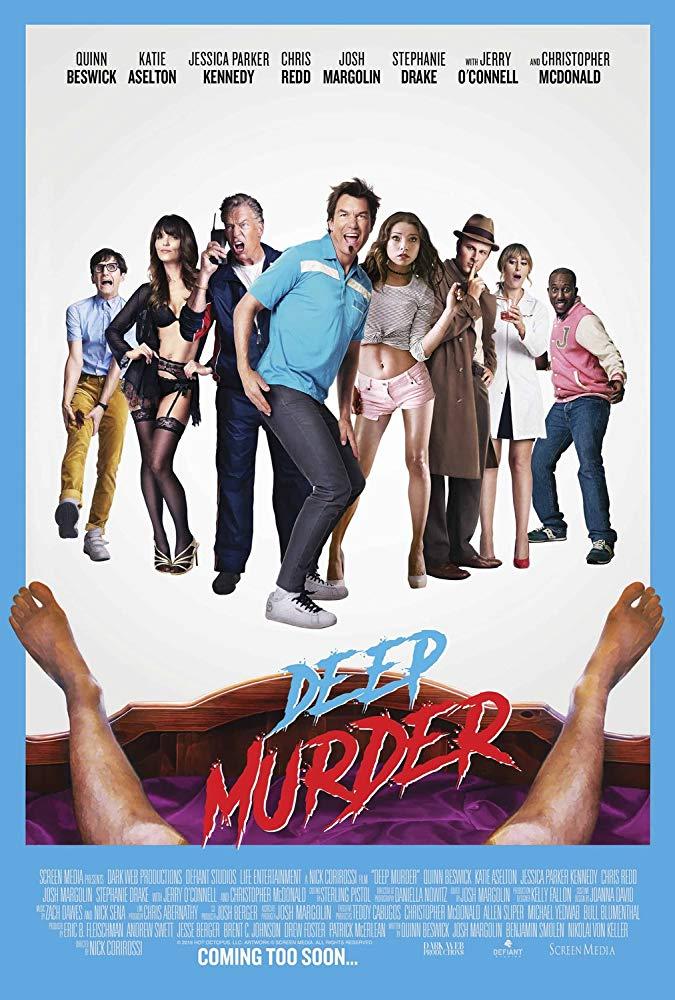 Deep Murder 2018 HDRip XviD AC3-EVO