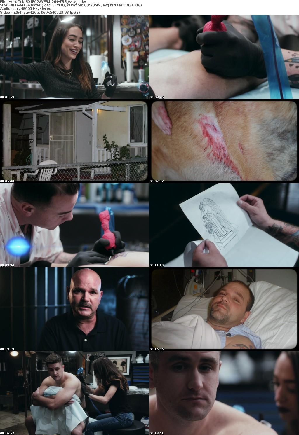 Hero Ink S01E02 WEB h264-TBS