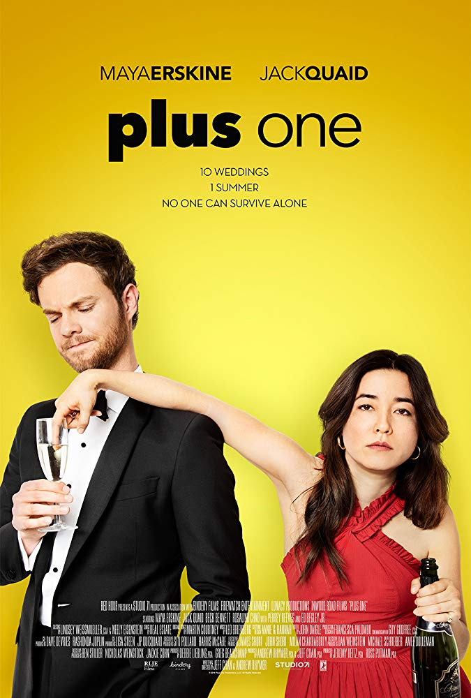 Plus One 2019 HDRip XviD AC3-EVO[EtMovies]