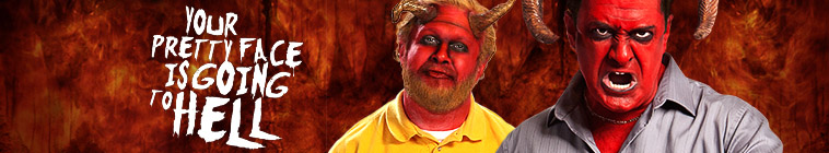 Your Pretty Face Is Going To Hell S04E11 HDTV x264-MiNDTHEGAP