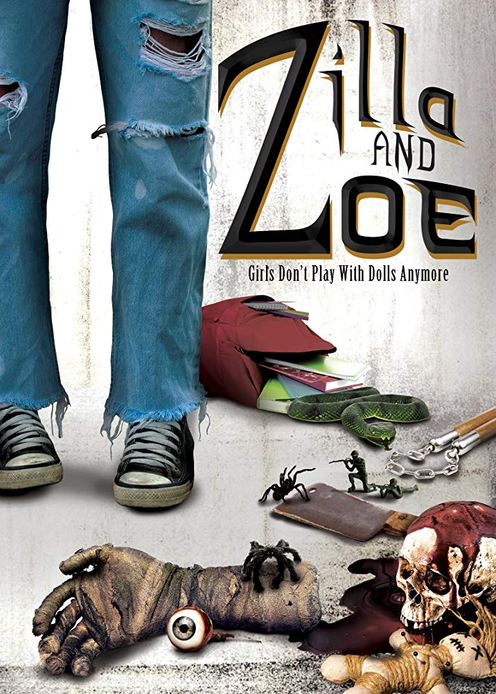 Zilla And Zoe 2017 HDRip XviD AC3-EVO[EtMovies]