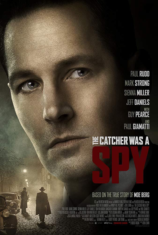 The Catcher Was a Spy 2018 720p AMZN WEBRip DDP5 1 x264-NTb