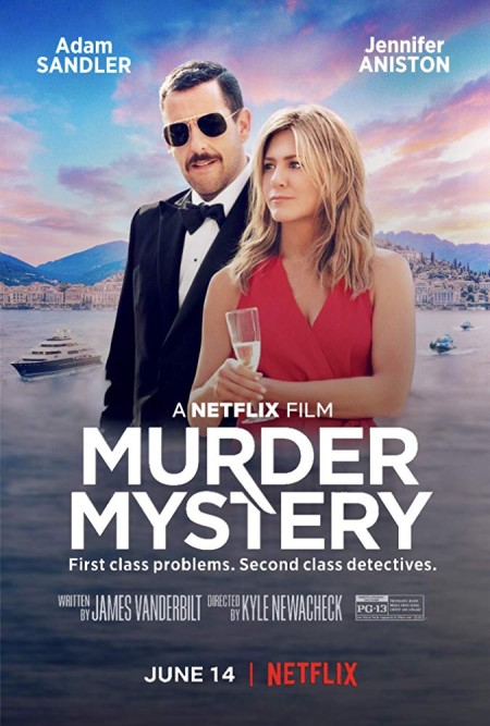 Murder Mystery (2019) WEBRip XviD MP3 FGT