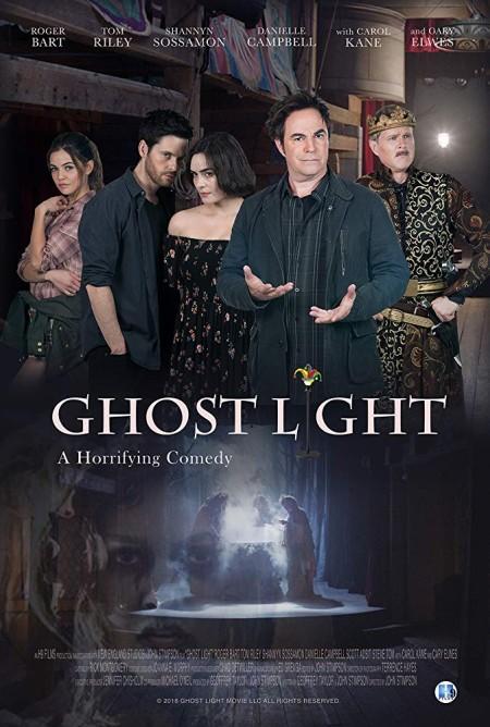 Ghost Light (2018) HDRip XviD AC3-EVO