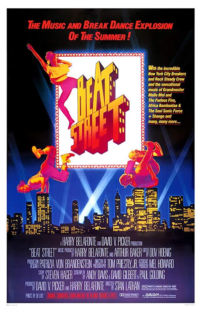 Beat Street 1984 [BluRay] [720p] YIFY