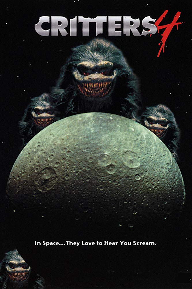 Critters 4 1992 720p BluRay x264-x0r