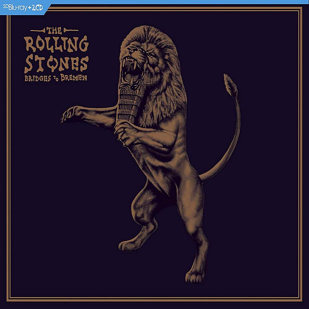 The Rolling Stones - Bridges To Bremen Live [2CD] (2019) MP3 [320 kbps]