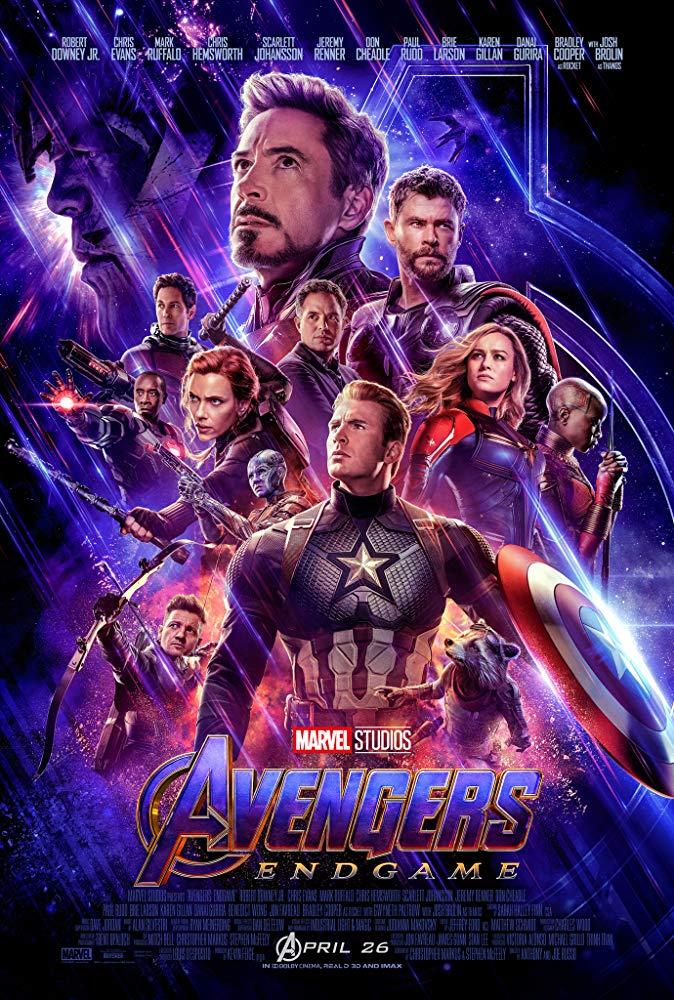 Avengers Endgame (2019) Dual Audio Hindi 720p HDRip x264