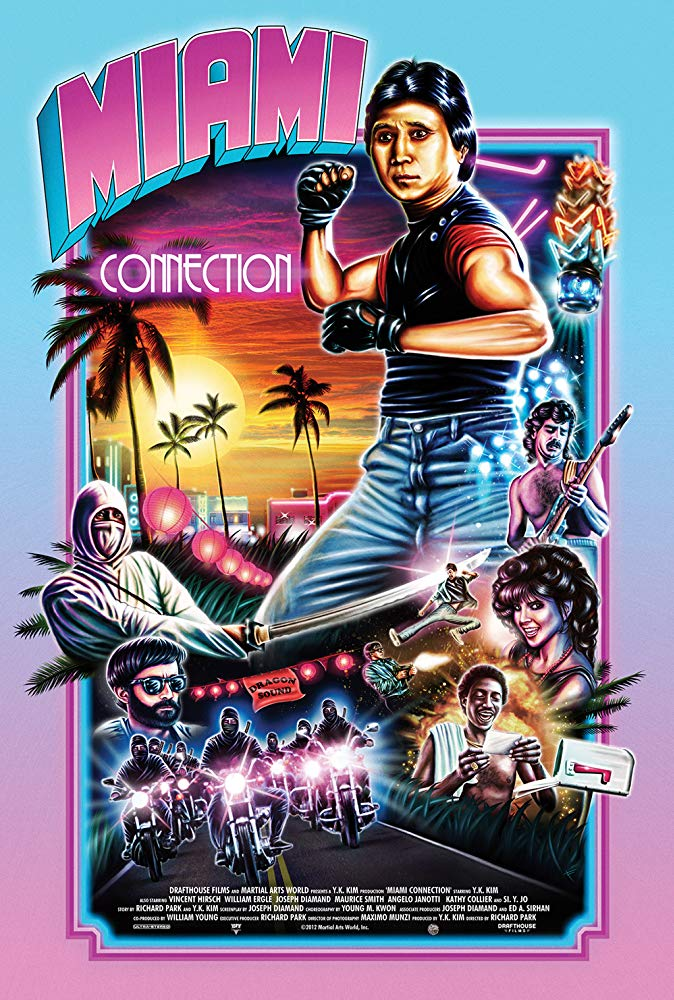 Miami Connection 1987 HD 1080px H264 AC3-5 1-RypS