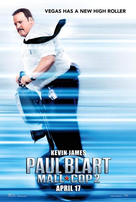 Paul Blart Mall Cop 2009 BRRip XviD MP3-XVID