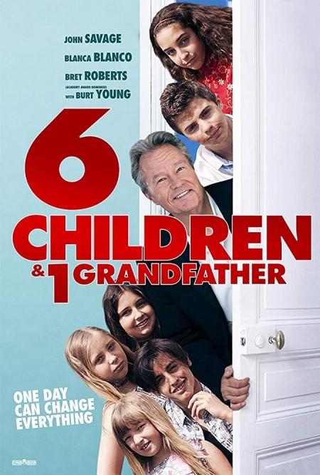 6 Children & 1 Grandfather (2018) HDRip x264 SHADOW