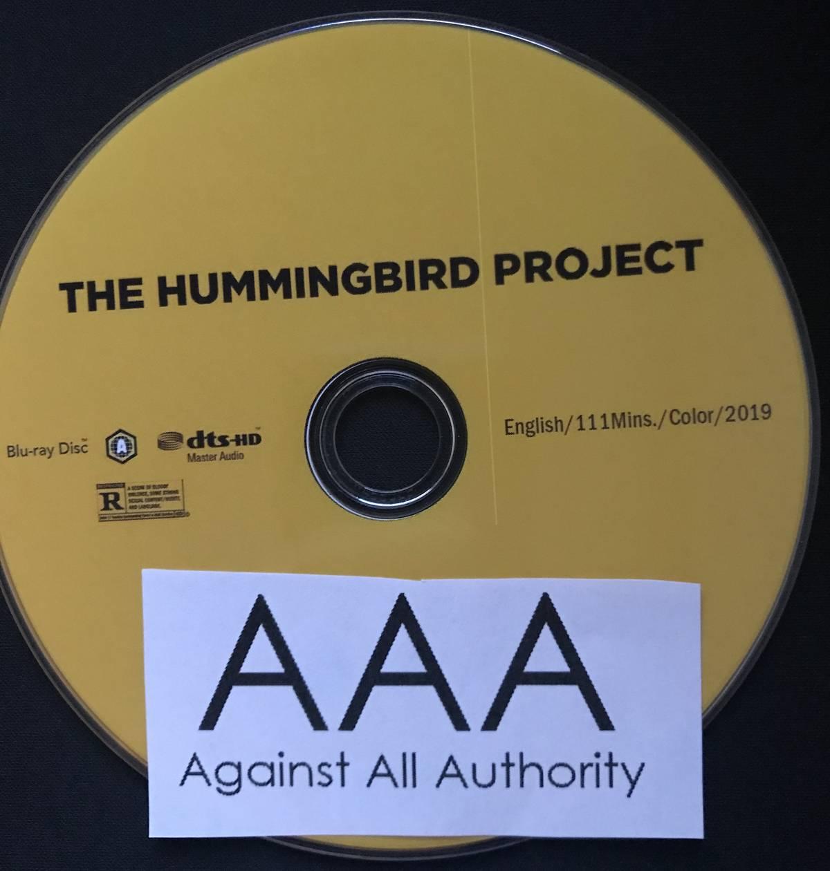 The Hummingbird Project 2018 iNTERNAL BDRip x264-AAA