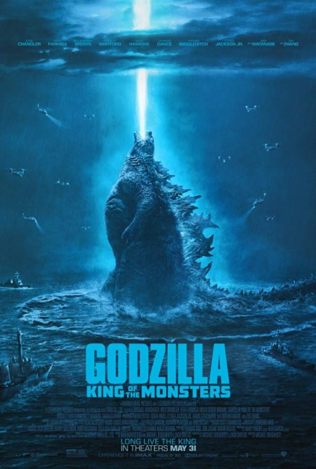 Godzilla King of the Monsters 2019 NEW HDCAM x264 AC3 ETRG