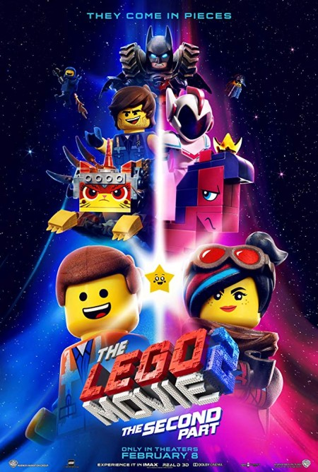 The Lego Movie 2 The Second Part (2019) 1080p BluRay x264 DTS MW