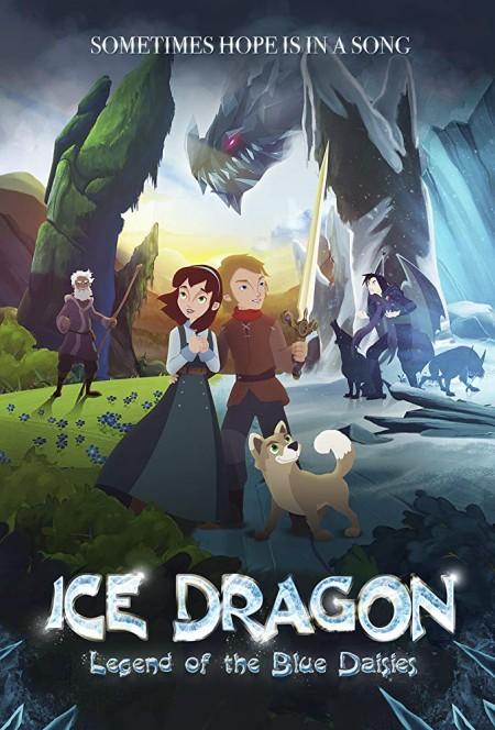 Ice Dragon Legend Of The Blue Daisies (2018) BDRip x264 GETiT