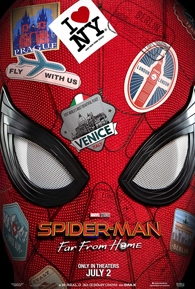 Spider-Man Far From Home 2019 720p HDTC HQ Audio Tamil+Telugu+Hinndi+Eng x264 1GB[MB]