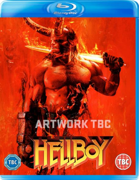 Hellboy (2019) English HDRip 720p x264 AAC 950MB ESubMB