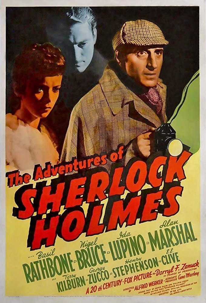 The Adventures of Sherlock Holmes 1939 720p BluRay H264 AAC-RARBG