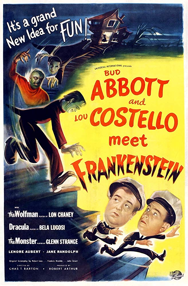 Bud Abbott Lou Costello Meet Frankenstein 1948 1080p BluRay H264 AAC-RARBG