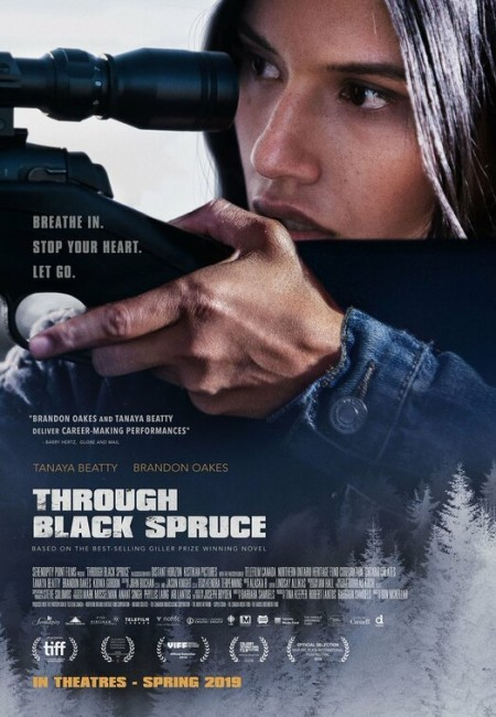 Through Black Spruce (2018) 1080p WEBRip x264 RARBG