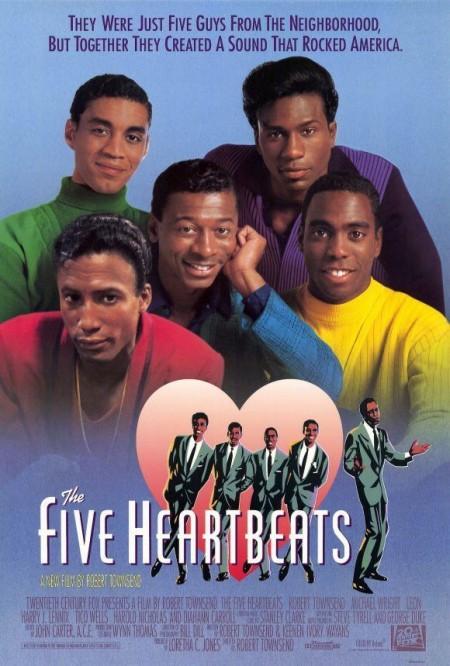 The Five Heartbeats 1991 1080p BluRay H264 AAC RARBG