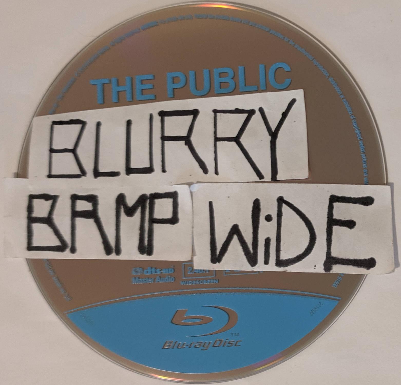 The Public 2018 BDRip x264-WiDE