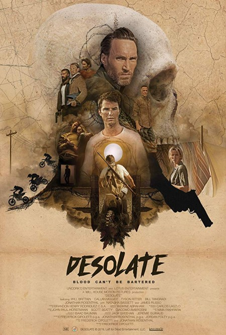 Desolate (2018) HDRip AC3 x264 CMRG