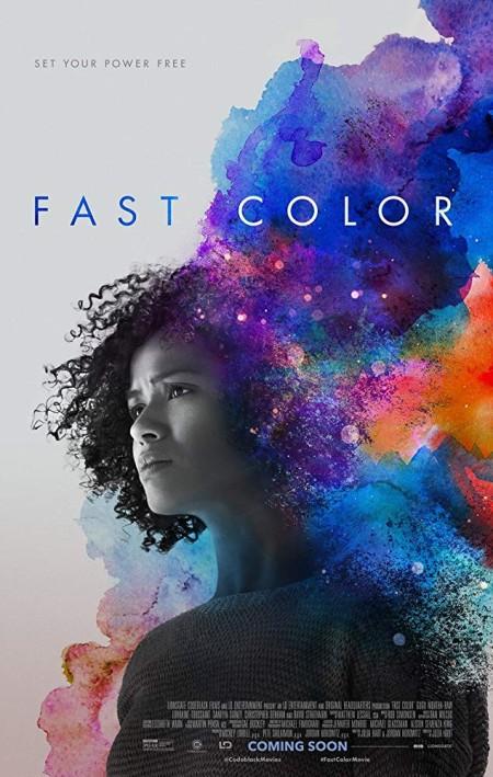 Fast Color 2018 LIMITED BDRip x264 GECKOS