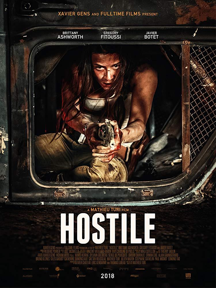 Hostile 2017 [BluRay] [720p] YIFY