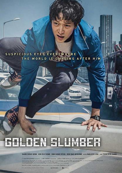 Golden Slumber (2018) 720p BluRay Dual Audio Korean Hindi ESubs-DLW