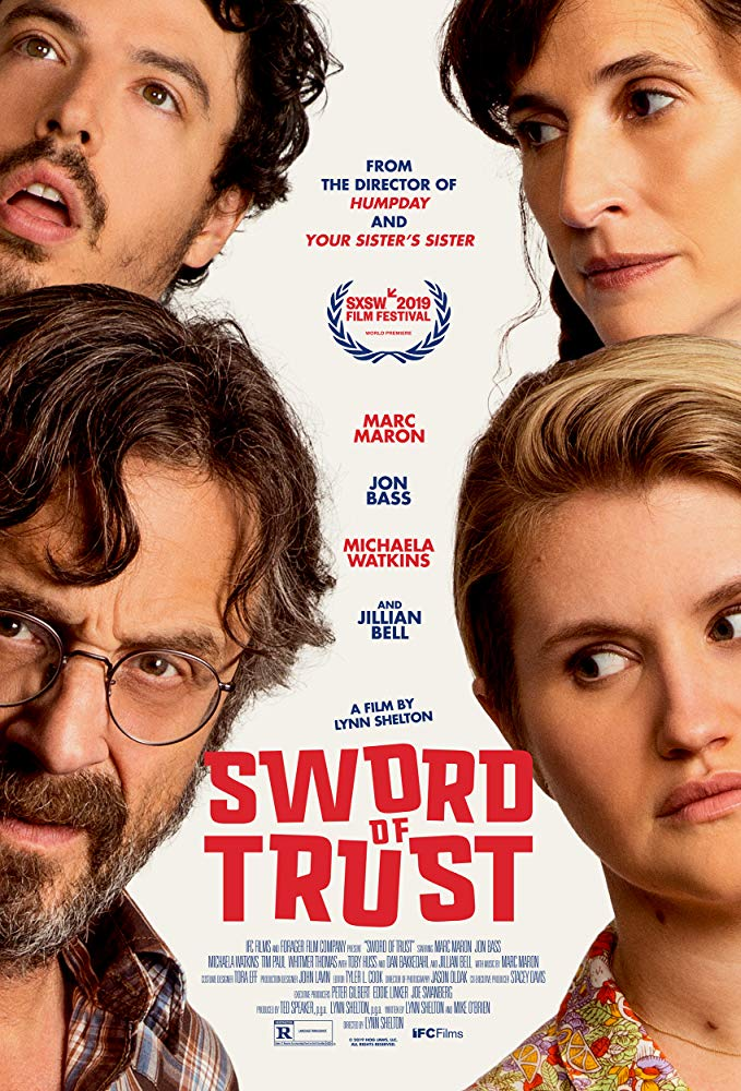 Sword Of Trust 2019 720p WEB-DL XviD AC3-FGT