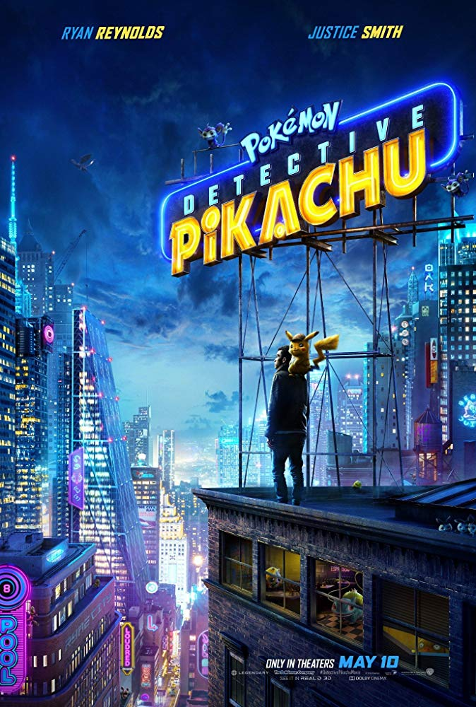 Pokemon Detective Pikachu 2019 720p BluRay H264 AAC-RARBG