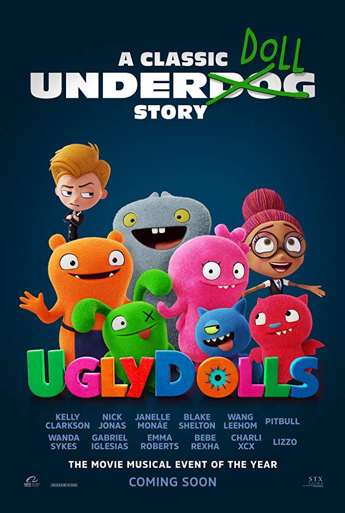 UglyDolls 2019 720p BluRay x264-GECKOS