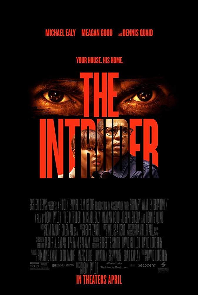 The Intruder 2019 BRRip AC3 x264-CMRG[EtMovies]