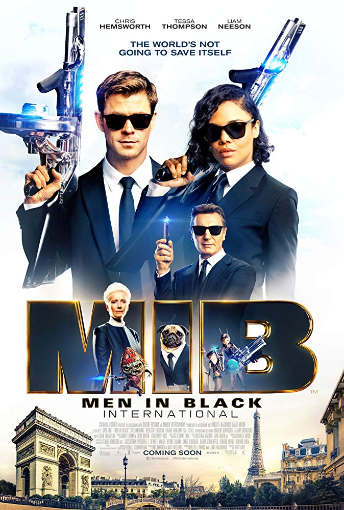 Men In Black International 2019 Kor 1080p HDRip H264 AAC