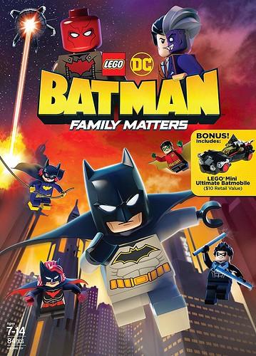 LEGO DC Batman Family Matters 2019 BRRip XviD AC3-XVID