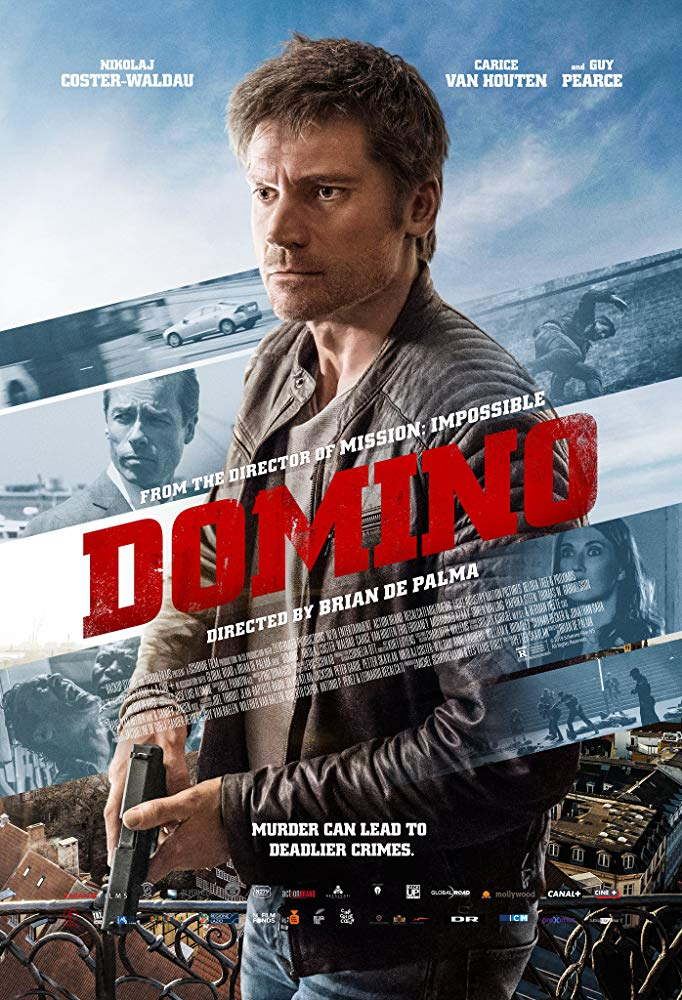 Domino 2019 720p BRRip XviD AC3-XVID