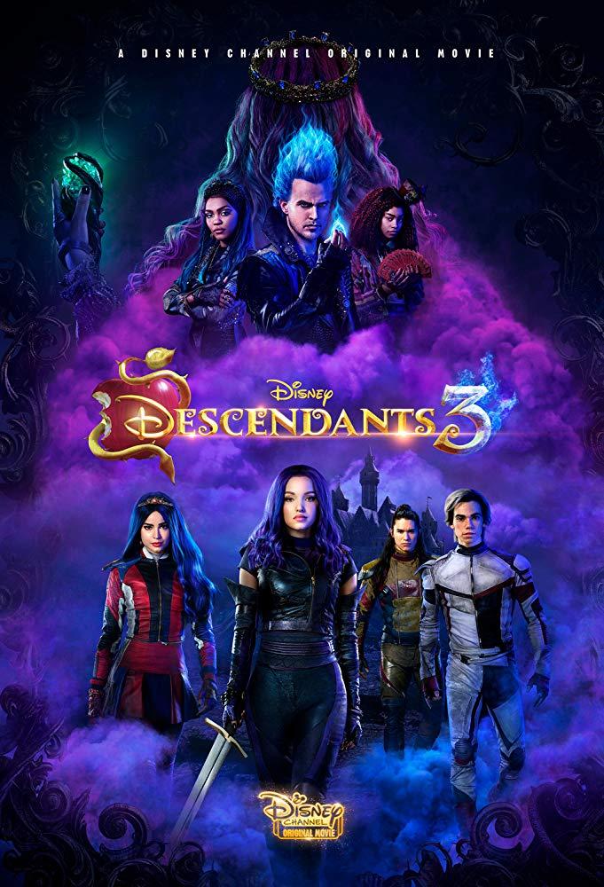 Descendants 3 2019 DVDRip AC3 X264-CMRG