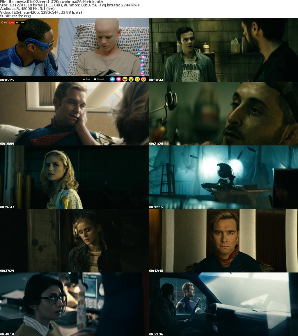 The Boys S01 FRENCH 720p WEBRip x264-BRiNK