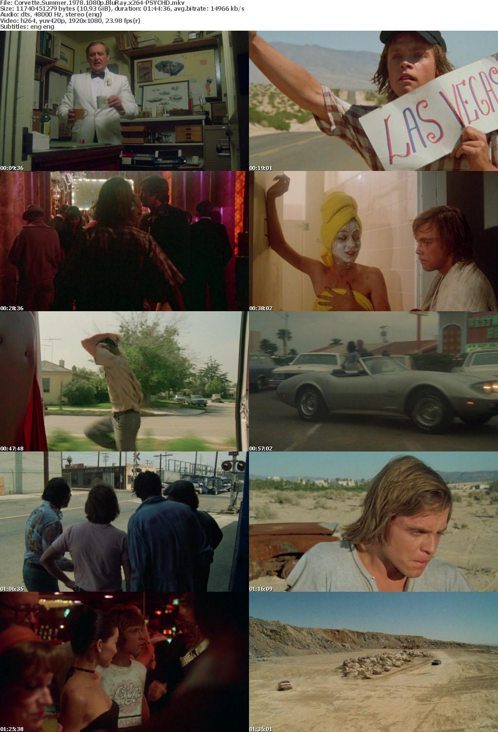 Corvette Summer 1978 1080p BluRay x264-PSYCHD