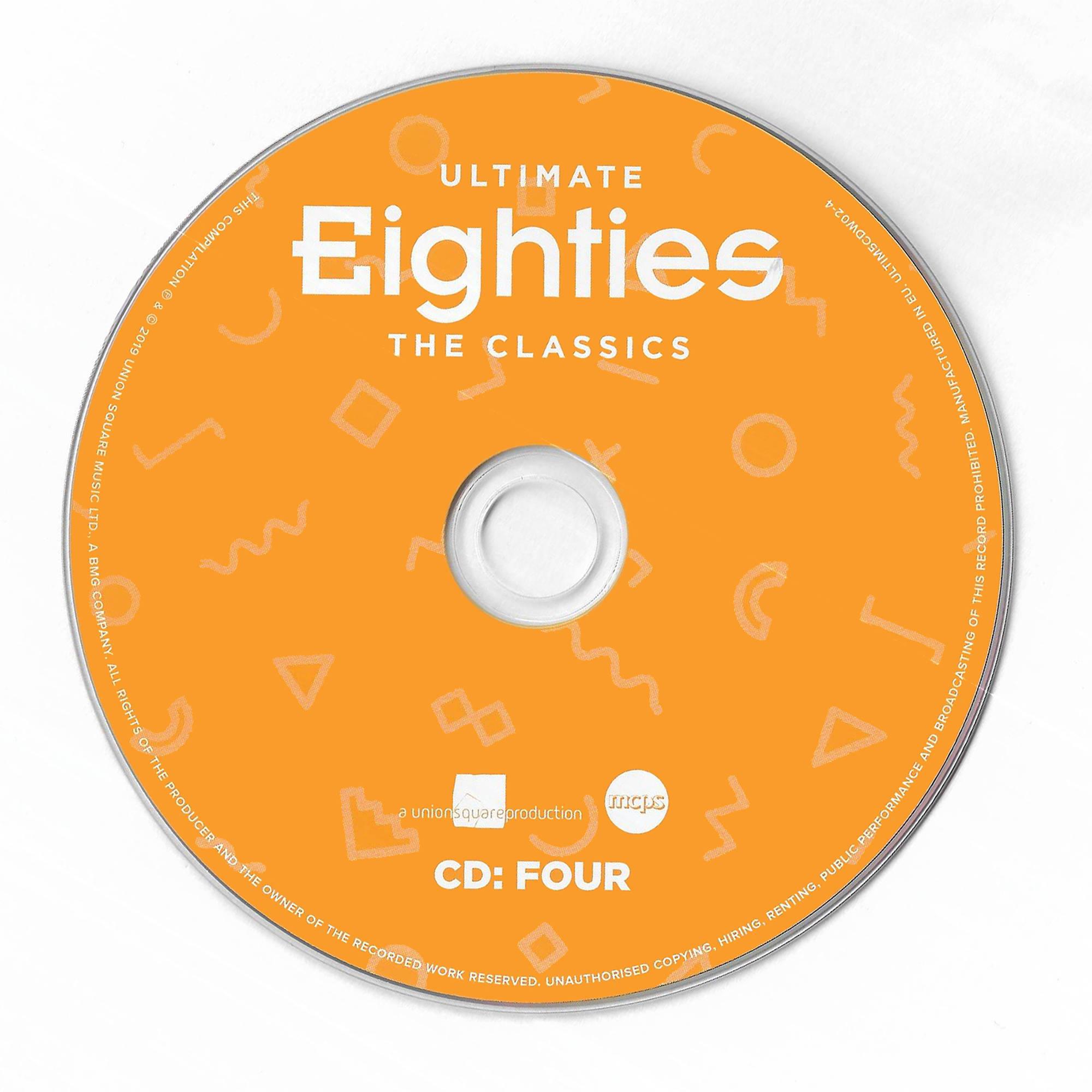 Various Artists - Ultimate 80s - The Classics [5CD] (2019) [320 KBPS] (pradyutvam)