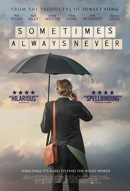 Sometimes Always Never (2018) 1080p WEBRip x264 RARBG